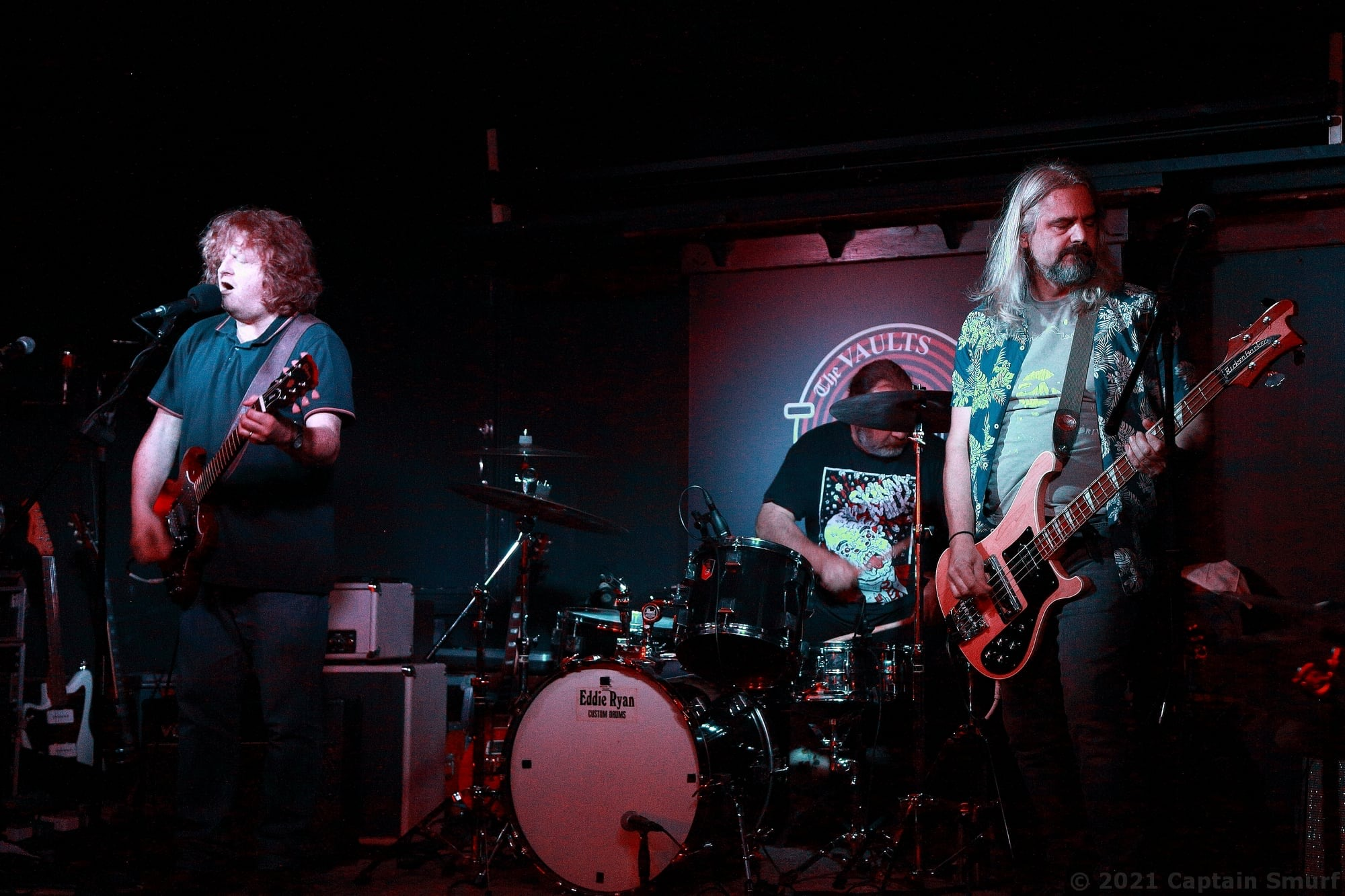 Percy live at the Victoria Vaults